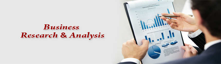 Business Research  Business Analysis  Business Consulting