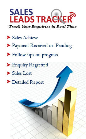 lead management software sales tracking system dubai qatar